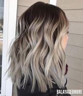 10 Trendy Brown Balayage Hairstyles for Medium-Length Hair 2021