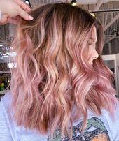 30 Unbelievably Cool Pink Hair Color Ideas for 2021 – Hair Adviser