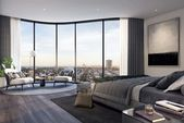 6 steps to designing a luxe penthouse