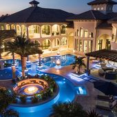 Luxury Home Design with Pool