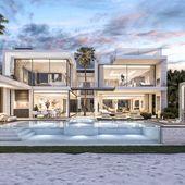 Luxury Villa FOR SALE in La Zagaleta, Marbella | Builders, construction & architects in Marbella and Madrid