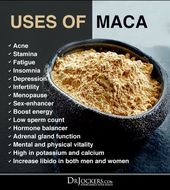 5 Hormone Balancing Benefits of Maca – DrJockers.com