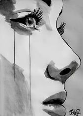 Bedazzling And Beautiful World Of Black And White Art – Bored Art