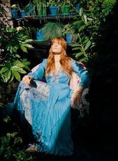 Florence Welch is changing things up