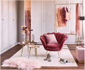 Tappeto in viscosa rosa tessuto a mano Jane | WestwingNow