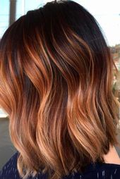 15 Hottest Brown Ombre Hair Color Ideas, Spice Up Your Hair