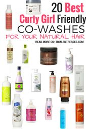 20 Curly Girl Friendly Co-Washes For Natural Hair   Millennial in Debt