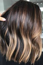 30 Dimensional Ideas Of Black Hair With Highlights And How To Make Them Real