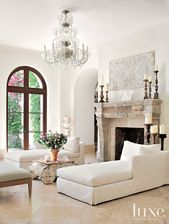 A Mediterranean-Revival Home in Miami Beach   Luxe Interiors + Design