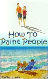How To Paint People – P.J. Cook Artist Studio