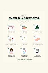 Your Guide To PCOS — How To Naturally Treat PCOS, Boost Fertility & Balance Your Hormones | so fres
